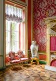 Kuskovo宫殿-莫斯科博物馆内部  免版税库存照片