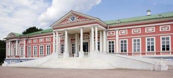 Kuskovo庄园  莫斯科 免版税库存照片