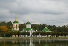 kuskovo莫斯科 库存照片