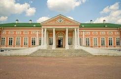 kuskovo莫斯科 免版税图库摄影