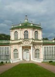 Kuskovo estate: central part of Greenhouse Stock Photography