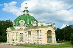 Kuskovo estate, Moscow: Grotto Stock Images