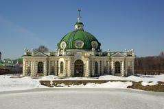 Kuskovo estate, Moscow Royalty Free Stock Photos