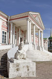 Kuskovo estate of the Sheremetev family Stock Photography