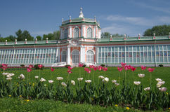 Kuskovo estate of the Sheremetev family in Moscow, Russia Stock Photography