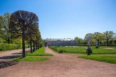 Kuskovo garden Stock Images