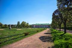 Kuskovo garden Stock Image