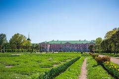 Kuskovo garden Stock Photo
