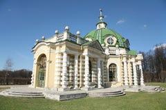 Kuskovo Moscou image stock