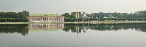 kuskovo moscow Royaltyfri Bild