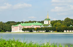Kuskovo, Moscow Royalty Free Stock Photography