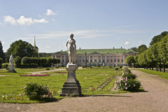 kuskovo Moscow pałac obrazy stock