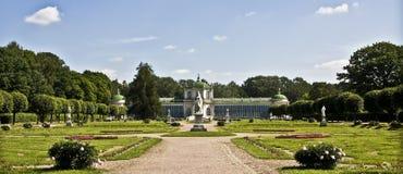 kuskovo Moscow pałac Fotografia Royalty Free
