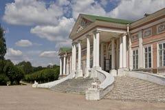 kuskovo Moscow pałac Zdjęcie Stock