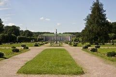 kuskovo Moscow pałac Zdjęcia Royalty Free
