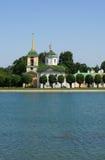 Kuskovo (Moscow region, Russia) Royalty Free Stock Photo