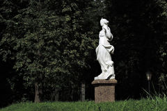 Kuskovo park in Moscow. royalty free stock photography