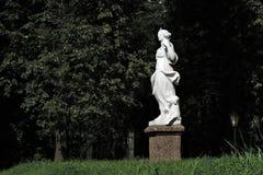 Kuskovo park w Moskwa fotografia royalty free
