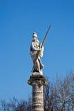 Athene de la diosa en Kuskovo Fotos de archivo