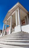 Kuskovo staircase Royalty Free Stock Images