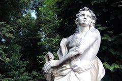 Kuskovopark in Moskou royalty-vrije stock afbeeldingen