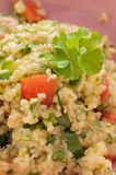 Kuskus Salad Stock Image