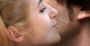 Kuss Stockfotografie