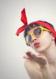 Kuss Lizenzfreie Stockbilder