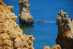 Kust 8 van Portugal royalty-vrije stock afbeeldingen