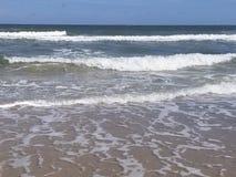 Kust Atlantic Ocean Royaltyfria Foton