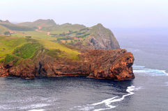 Kust av Cantabria Royaltyfri Fotografi