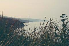 Kust av Gaspésie Royaltyfria Bilder
