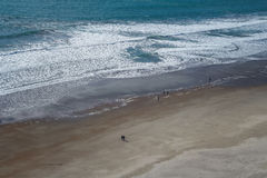 Kust av Stilla havet, Kalifornien arkivbilder