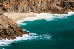 kust- avskildt för fjärd Royaltyfria Bilder