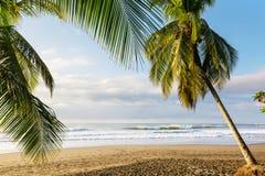 Kust in Costa Rica Royalty-vrije Stock Afbeelding