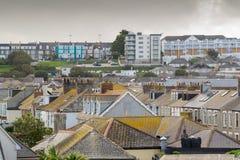 Kust i Cornwall Royaltyfria Foton