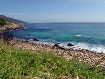 kust Kaapstad Stock Afbeeldingen