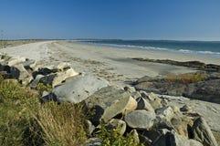 kust Nova Scotia Arkivbild