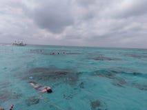 kust- och oceaniska landforms för hav, hav, vatten, kropp av vatten, himmel, kust royaltyfria bilder