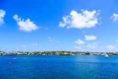 Kust van de Bermudas Royalty-vrije Stock Fotografie