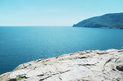 Kust van de Zwarte Zee Stock Foto's