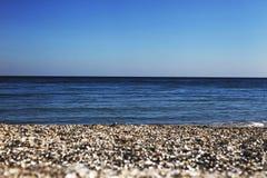 Kust van de Zwarte Zee, Odessa royalty-vrije stock foto's