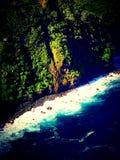 Kust van Maui stock afbeelding