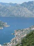 Kust van Montenegro royalty-vrije stock afbeelding