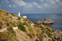 Kust van Sicilië Royalty-vrije Stock Foto