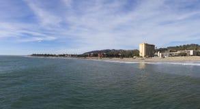 Kust van Ventura, CA stock fotografie