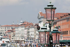 Kust Venedig Royaltyfri Fotografi