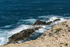 Kust- Waterscape Royaltyfria Bilder