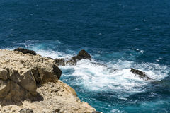 Kust- Waterscape Royaltyfri Fotografi