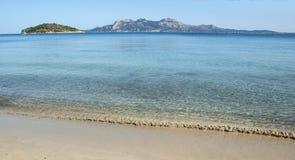Kusten av Mallorca Fotografering för Bildbyråer
